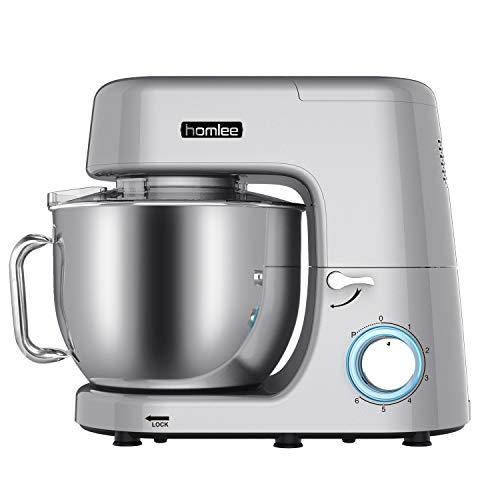 Homlee Professionelle Küchenmaschine 1800W...