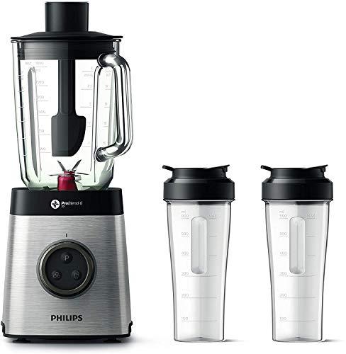 Philips HR3655/00 Standmixer (1400 Watt,...