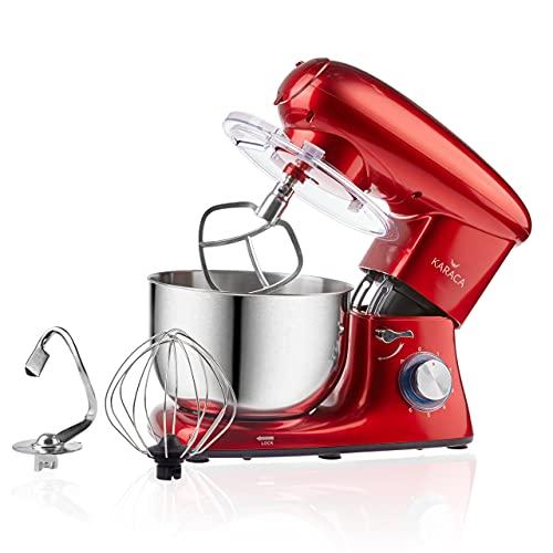 Karaca Multichef Küchenmaschine Redgold...