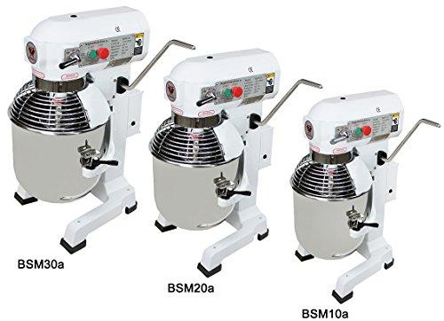 Beeketal 'BSM20a' Profi Teigknetmaschine mit...