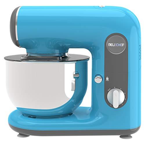 Küchenmaschine, DELECHEF 4L Knetmaschine mit...