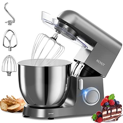Küchenmaschine,KICHOT 1800W Leistungsstarker...