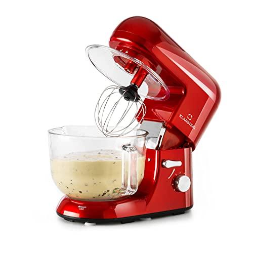 Klarstein Bella Rossa 2G - - Küchenmaschine,...