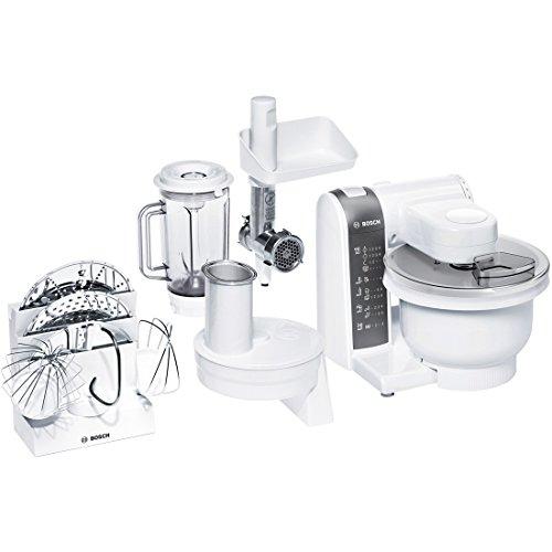 Bosch mum4855 Küchenmaschine, Kunststoff, 1...
