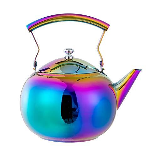 AMOMGard Teekanne mit abnehmbare Siebeinsatz...