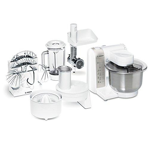 Bosch MUM4880 Küchenmaschine, Kunststoff,...