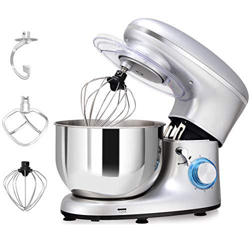 DREAMADE Küchenmaschine Rührgerät 5,5 L,...