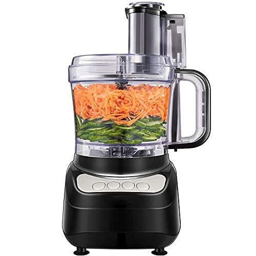 Küchenmaschine, 2L Food Processor, 4...