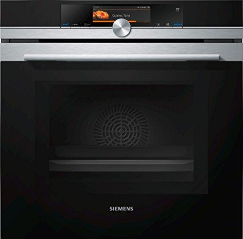 Siemens HN678G4S6 iQ700 Mikrowellen-Backofen...