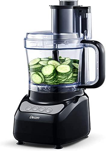 Küchenmaschine, Decen 2L Food Processor, 4...