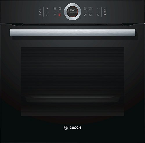 Bosch HBG635BB1 Serie 8 Einbau-Backofen / A+...