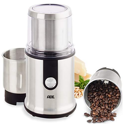 ADE KA1805 Kaffeemühle Multifunktions-Mühle...