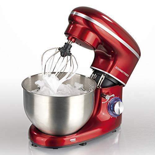 GOURMETmaxx Küchenmaschine mit Knet- und...