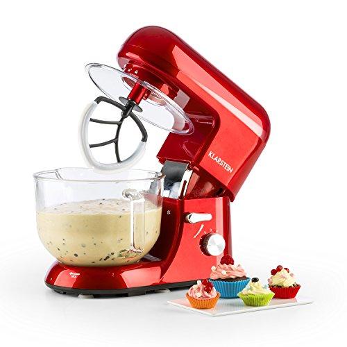 Klarstein Bella Rossa 2G - Küchenmaschine,...