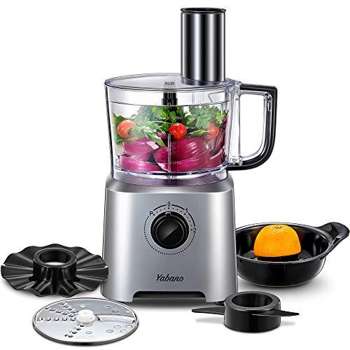 Küchenmaschine Multifunktions Yabano, 6 IN 1...
