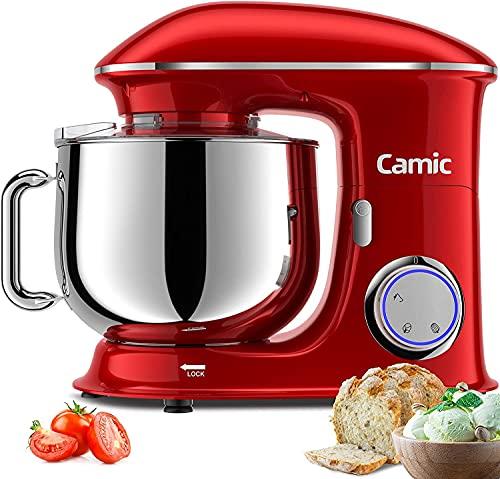 1500W Küchenmaschine Knetmaschine Camic 8L...