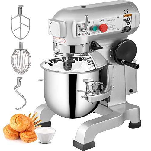 VEVOR Elektrische Küchenmaschine 450 W B10B,...