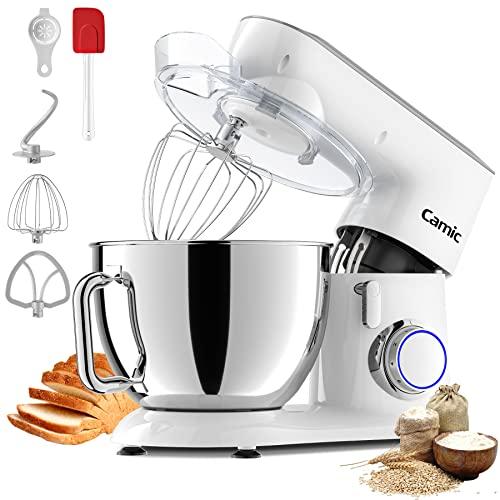 Küchenmaschine Knetmaschine 1800W,Camic 9L...