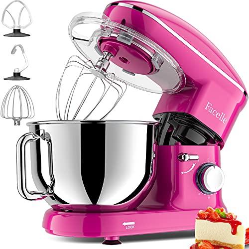 Küchenmaschine,Facelle Knetmaschine 1500W,...